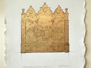 Adoration After Fabriano - Sandra Bowen